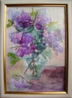 Цветы-05 (сирень)