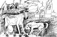 Коровы (Сельские зарисовки-1)