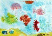 05 – Морские обитатели