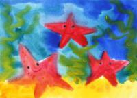 04 - Морские звезды