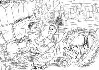 Мама (сельские зарисовки-2)